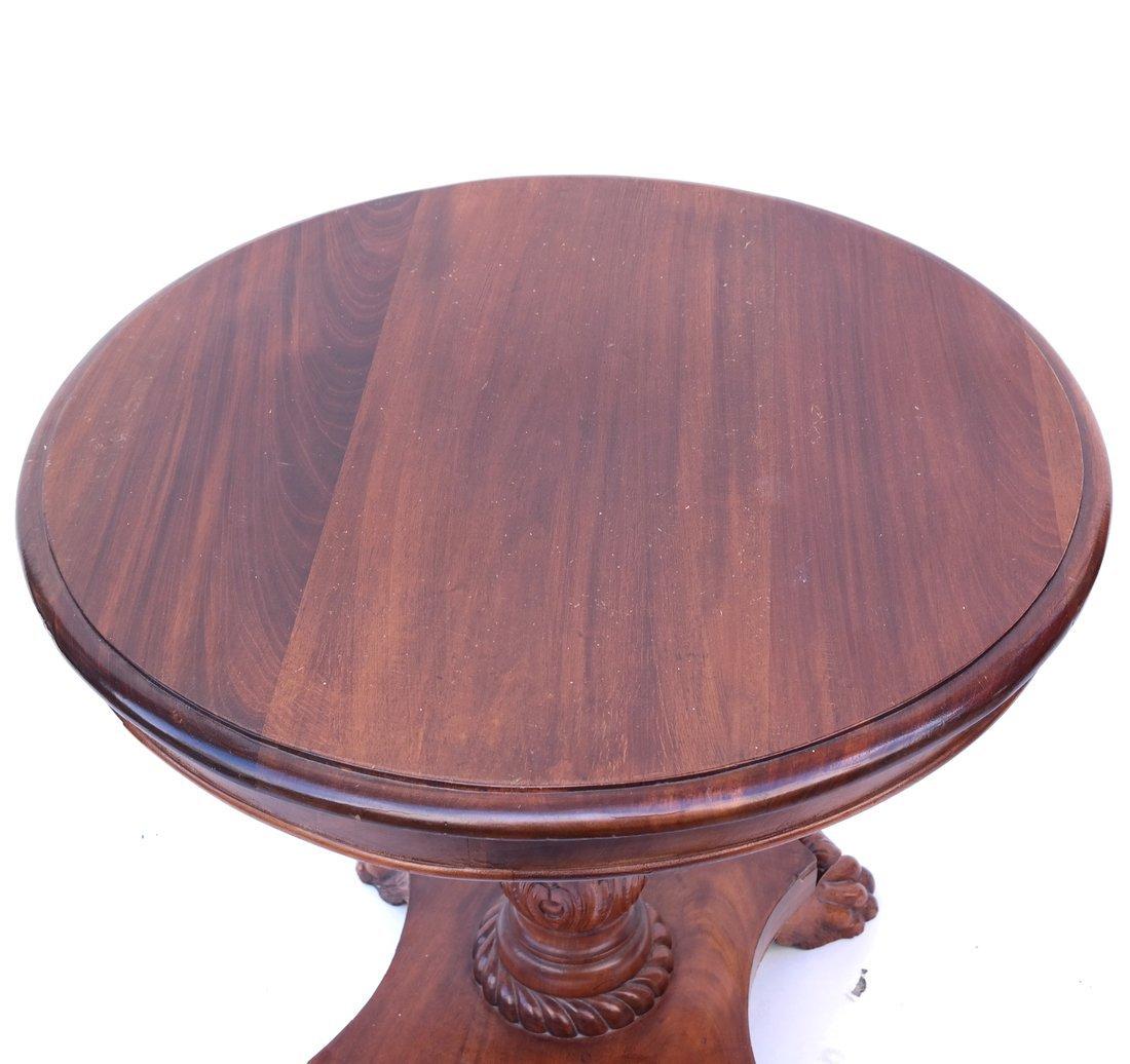 Circular Center Table - 7