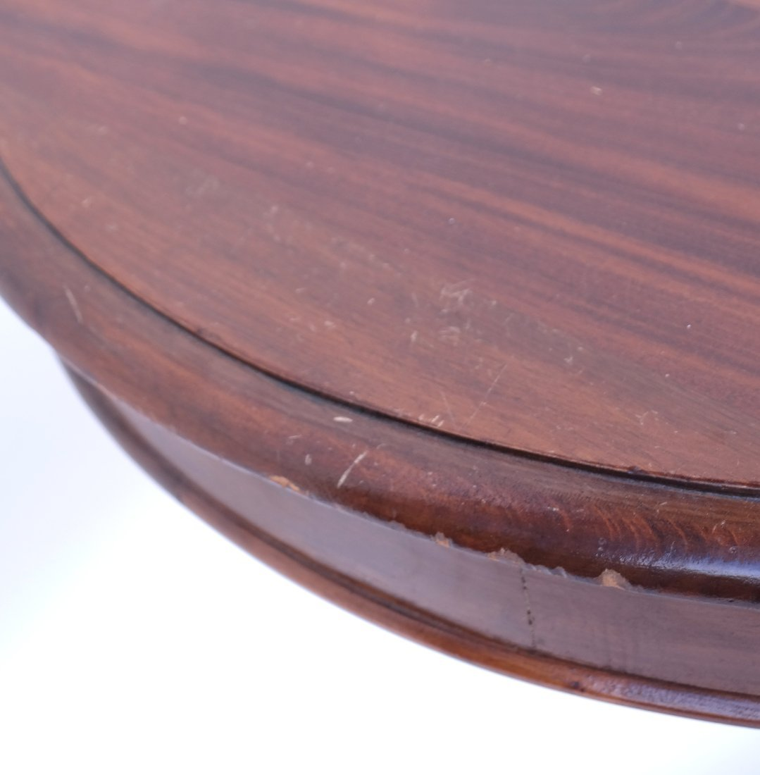 Circular Center Table - 8