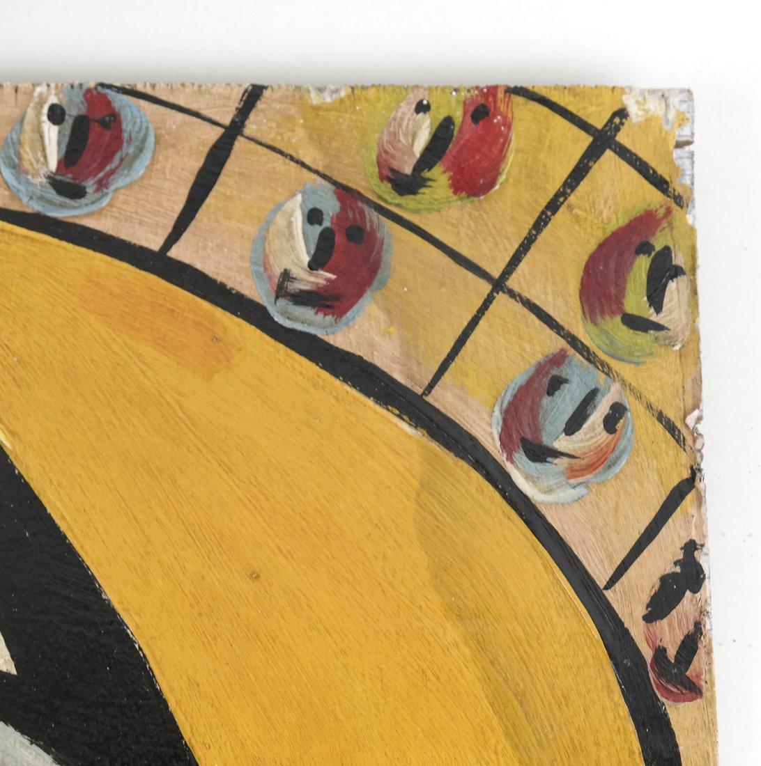 After Hugo Scheiber, Abstract, O/B - 6