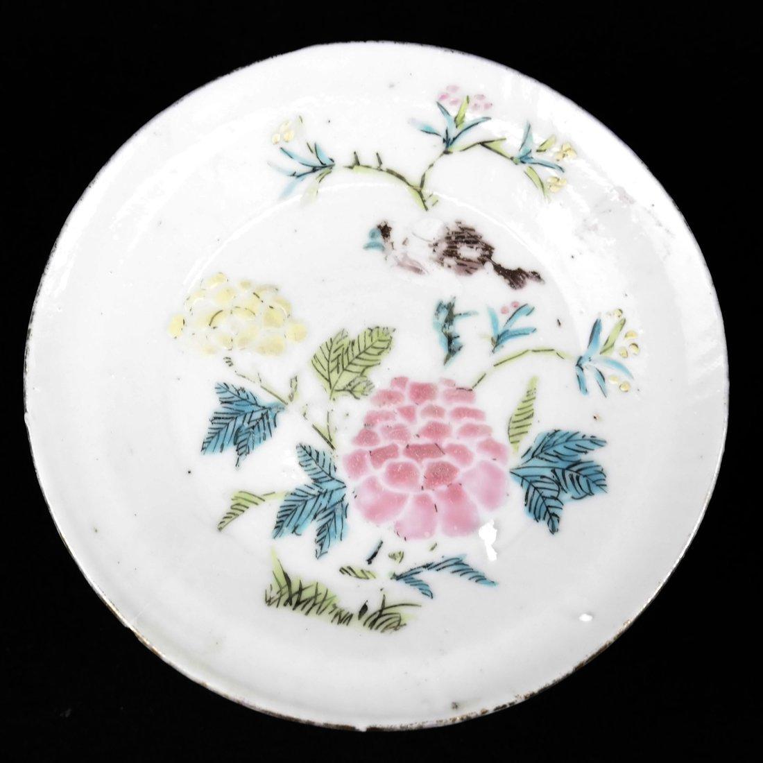 Six Pieces of Asian Porcelain - 4