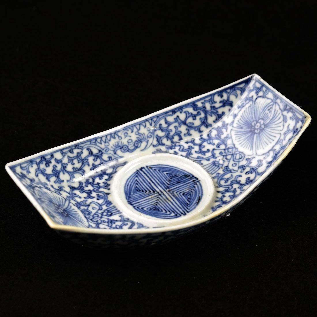 Six Pieces of Asian Porcelain - 6