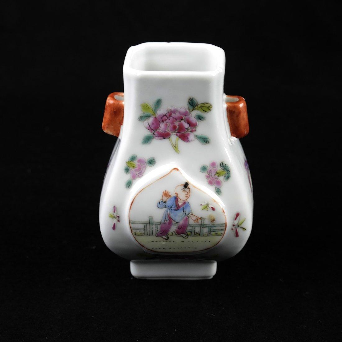 Six Pieces of Asian Porcelain - 7