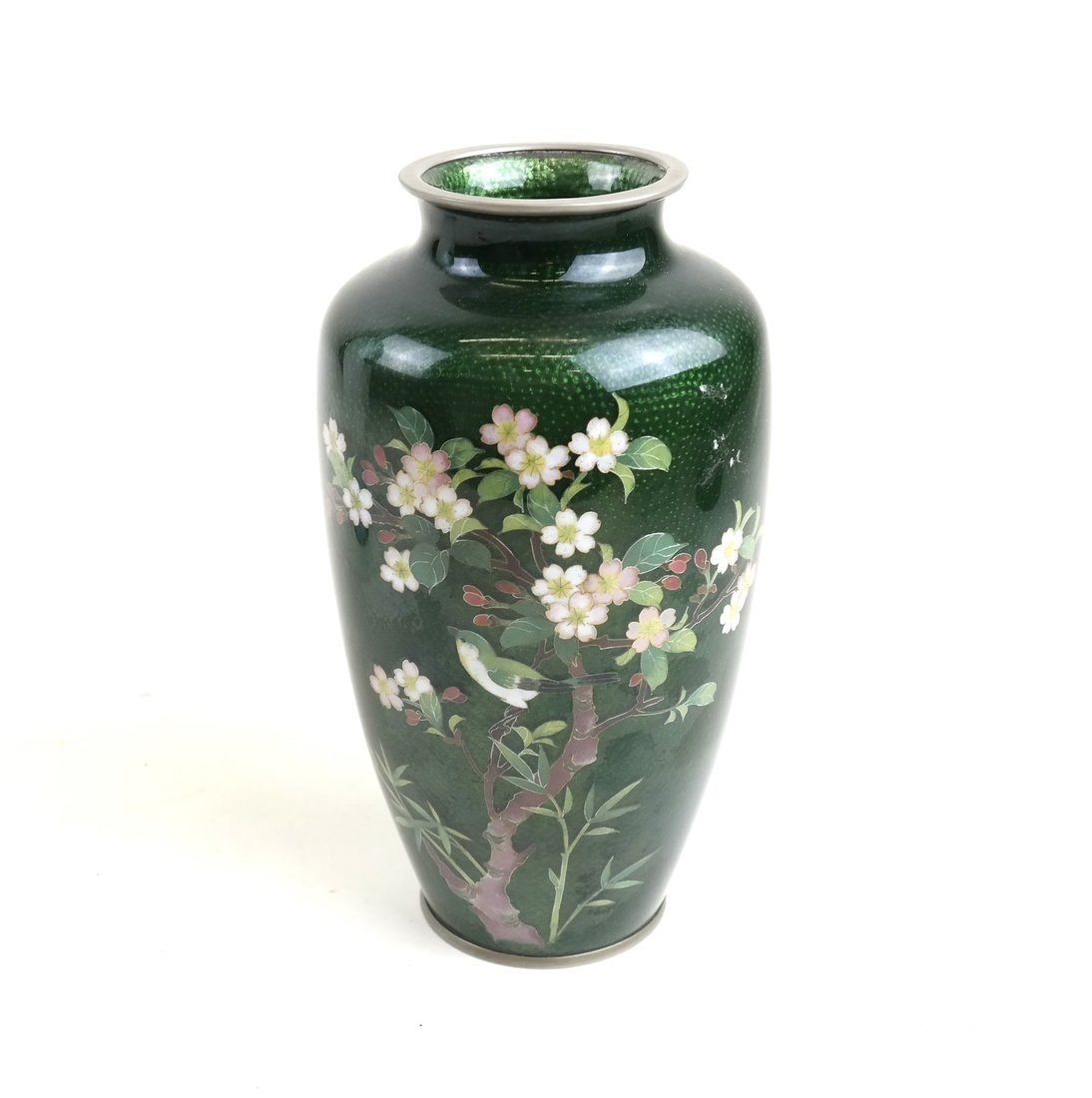 Two Various Asian Cloisonne Vases - 2