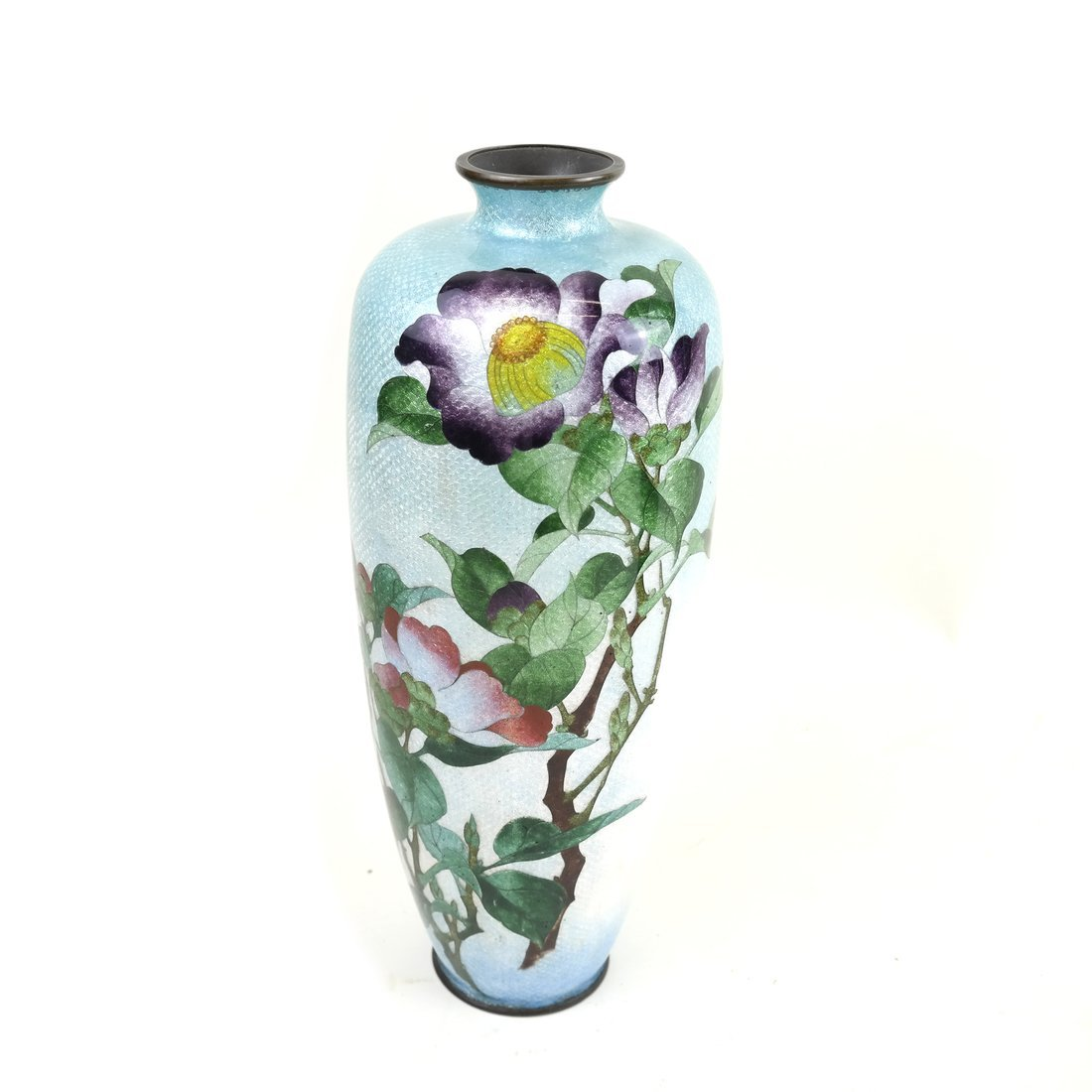 Two Various Asian Cloisonne Vases - 3