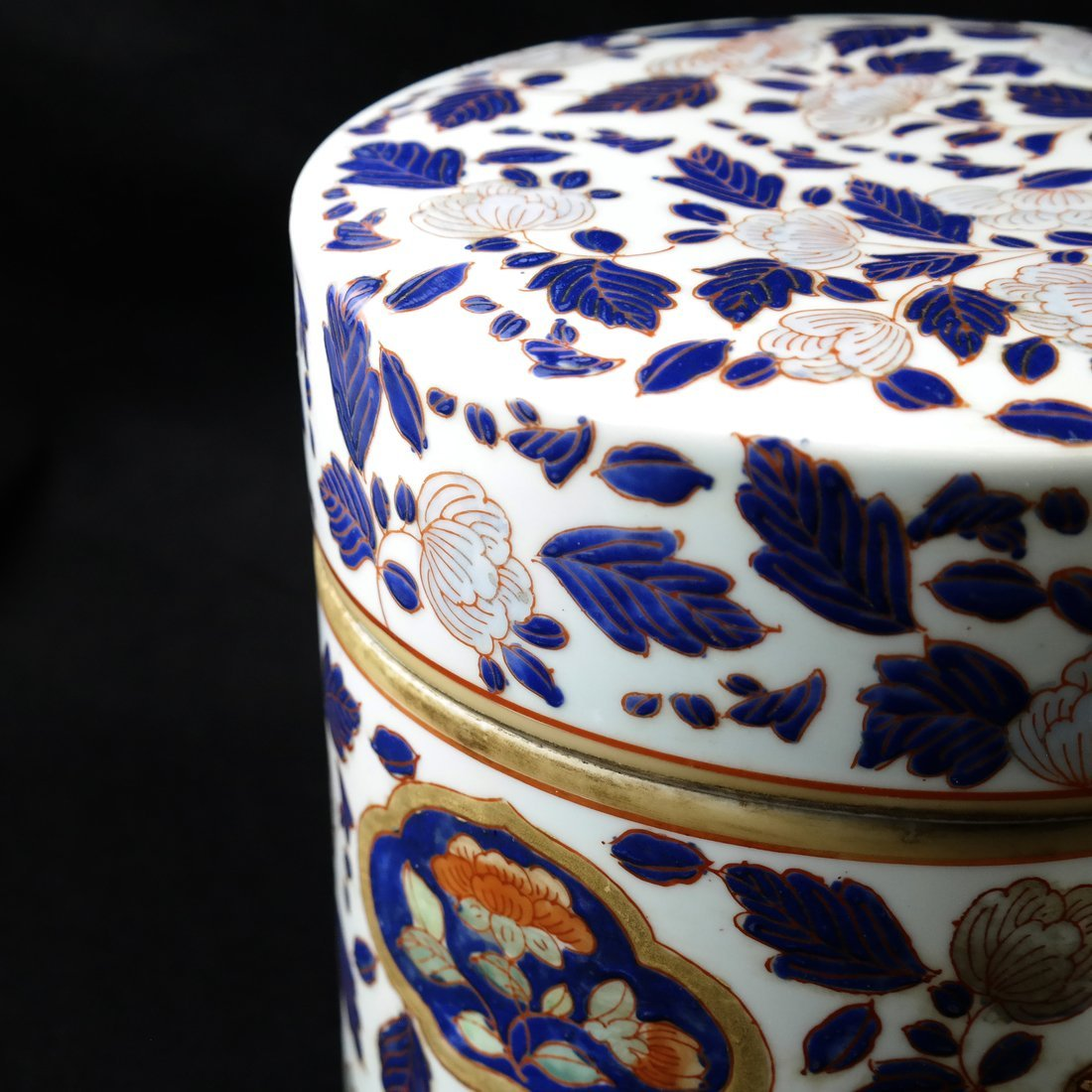 Pair of Chinese Porcelain Canisters - 5