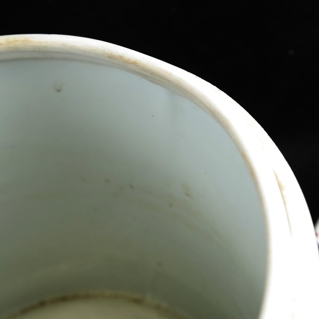 Pair of Chinese Porcelain Canisters - 6