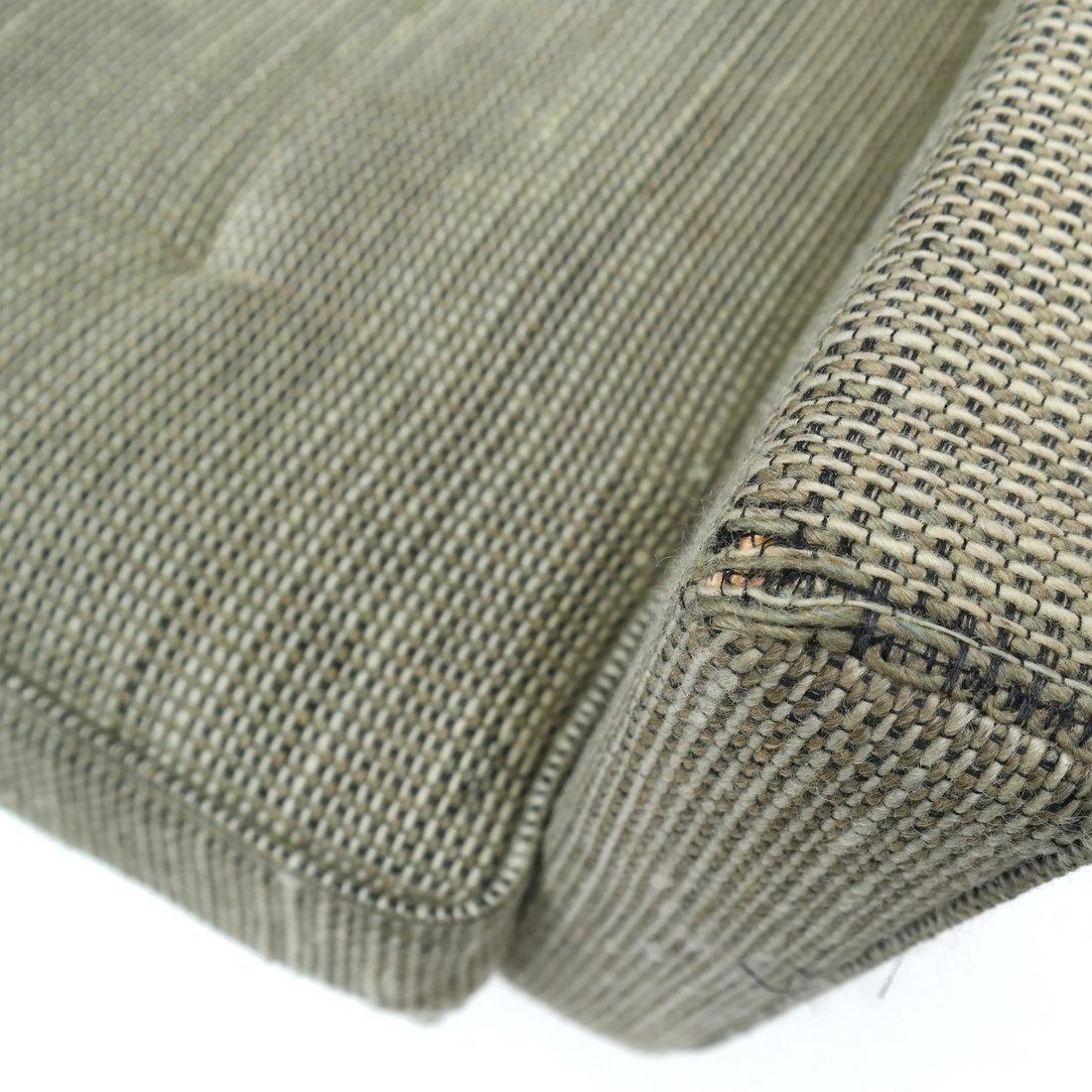 Knoll Green Upholstered Sofa - 6
