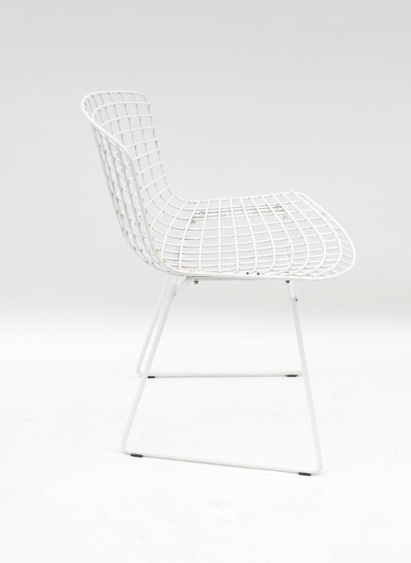 Four Bertoia For Knoll Chairs - 2