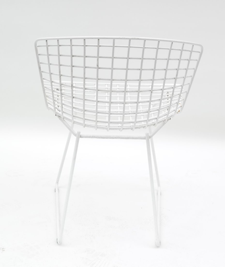 Four Bertoia For Knoll Chairs - 5