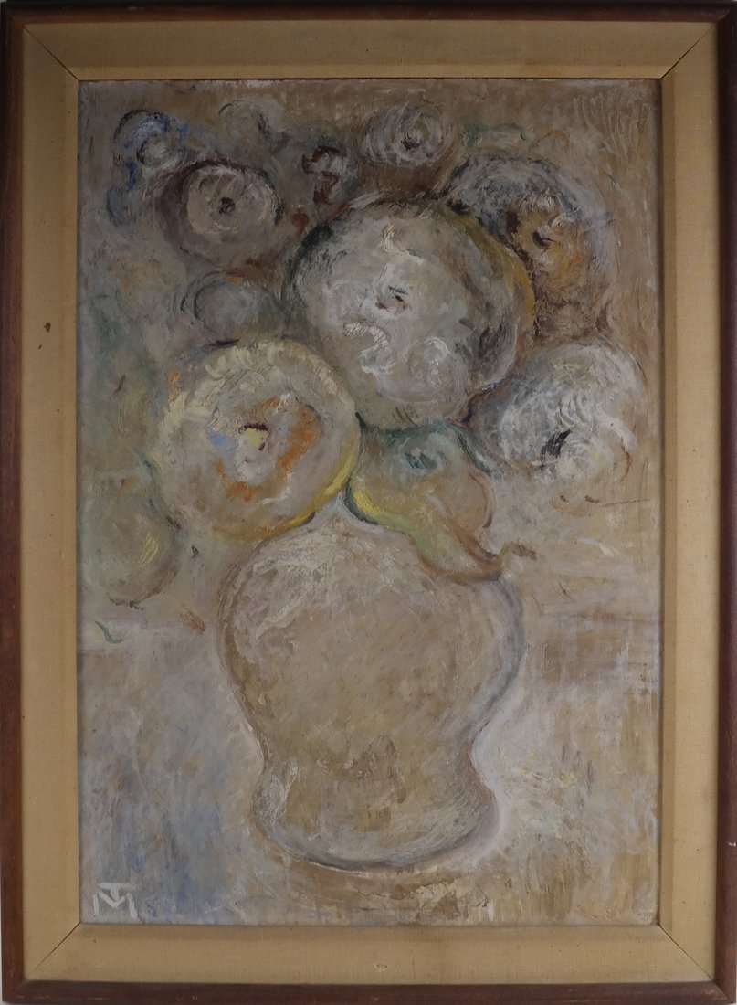 After Menyhert Toth, Abstract Still Life - 2