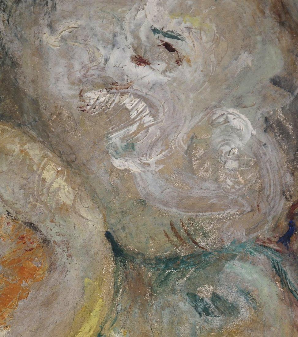 After Menyhert Toth, Abstract Still Life - 4