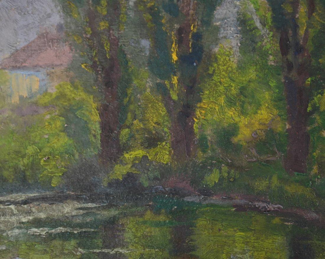 Corinne Damon Adams, Landscape Scene - 4
