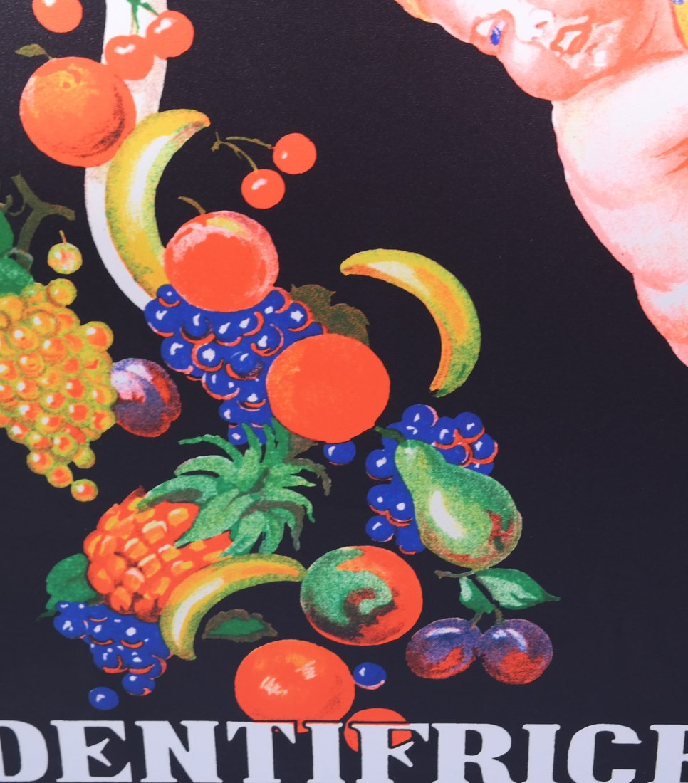 Fruident Advertising Poster - 5