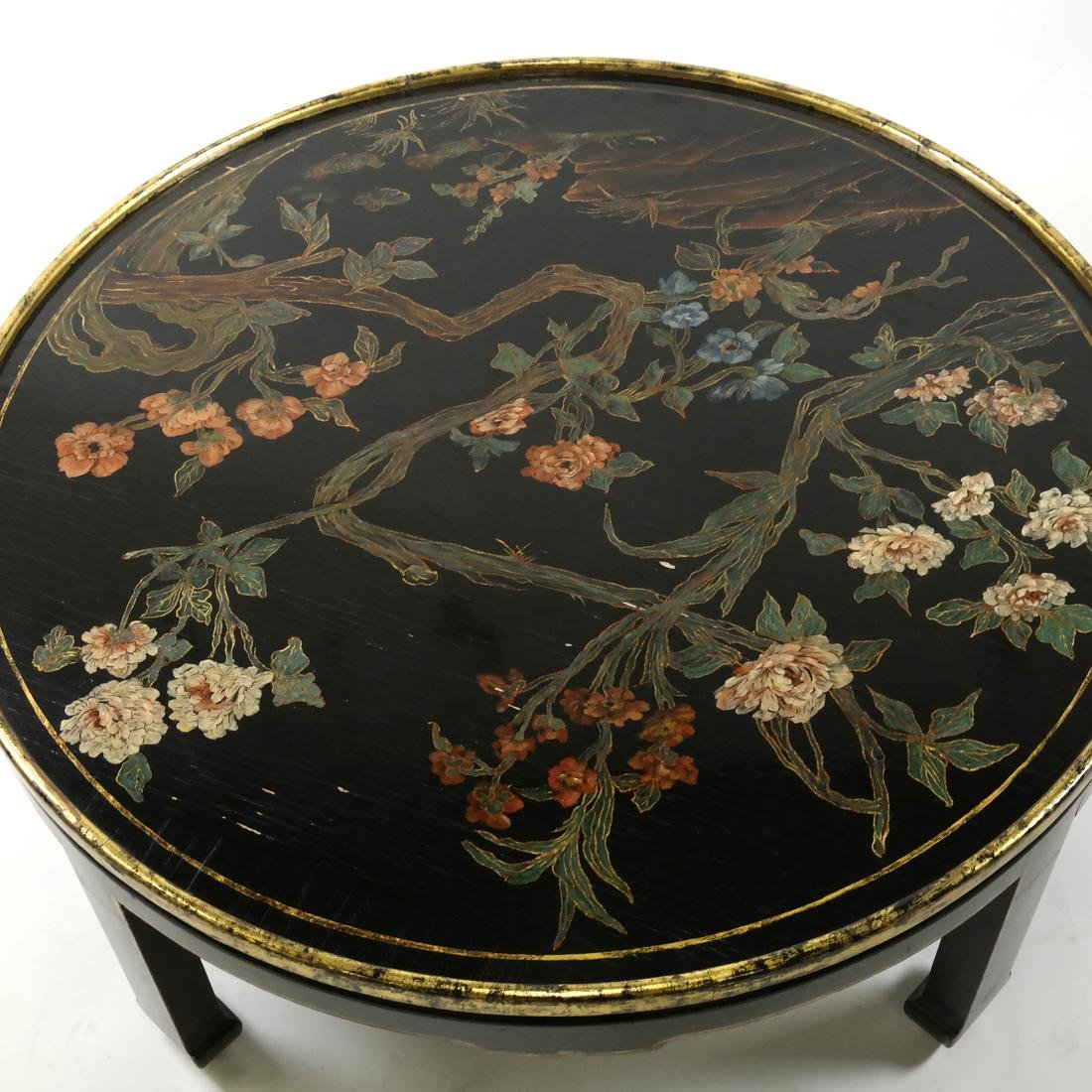 Asian-Style Cocktail Table - 2