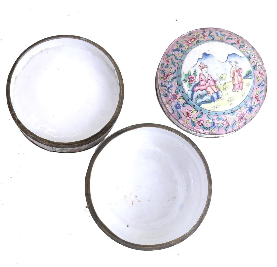 Three Various Asian Decorative Items - 3