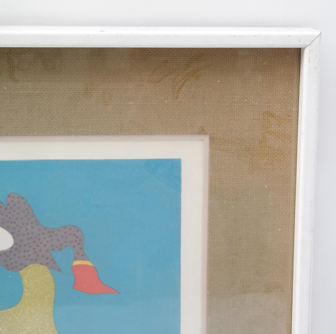 Framed Abstract Print - 5