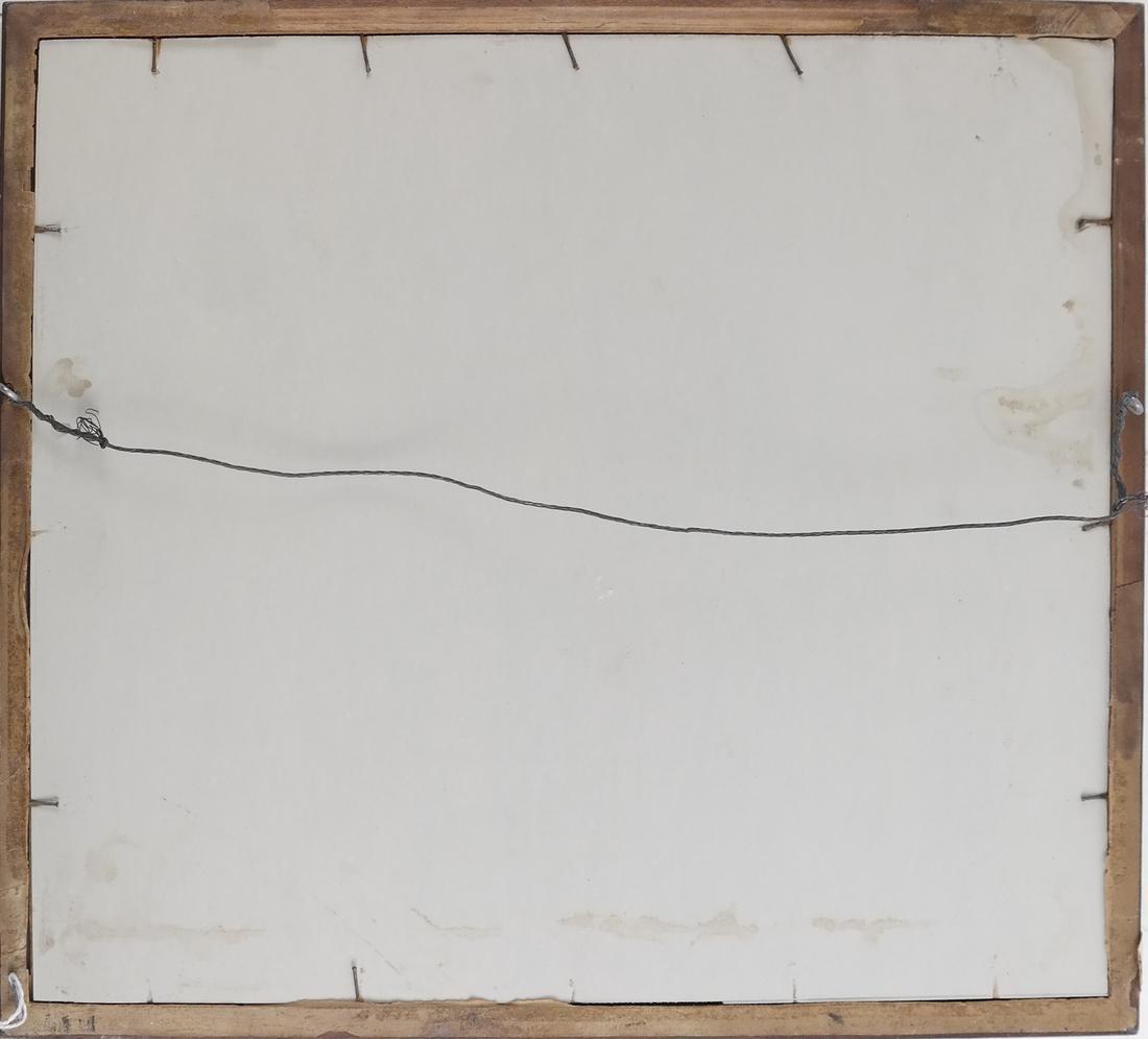Hector Giacomelli, Birds, Watercolor - 5