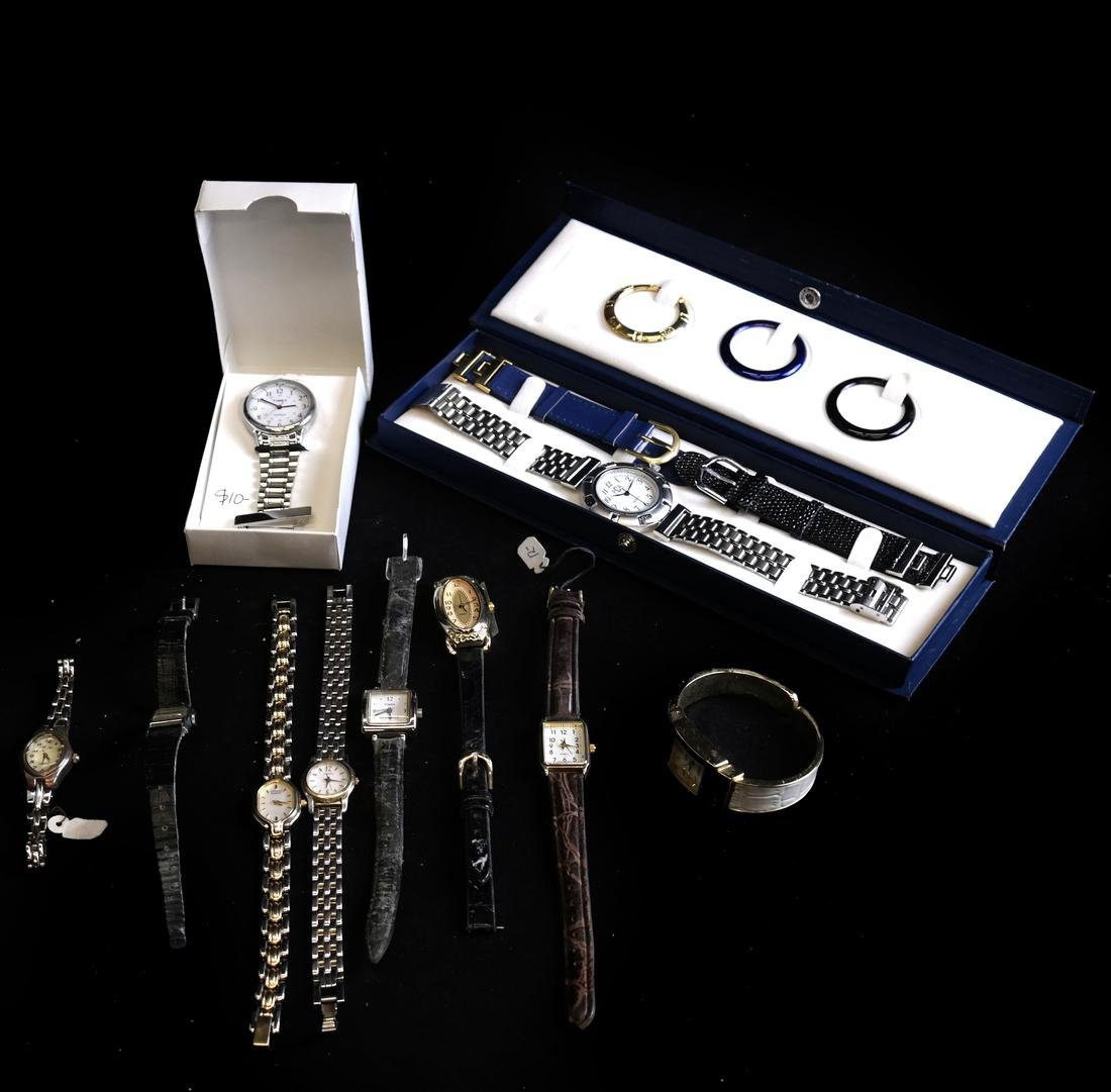 Group of Assorted Watches