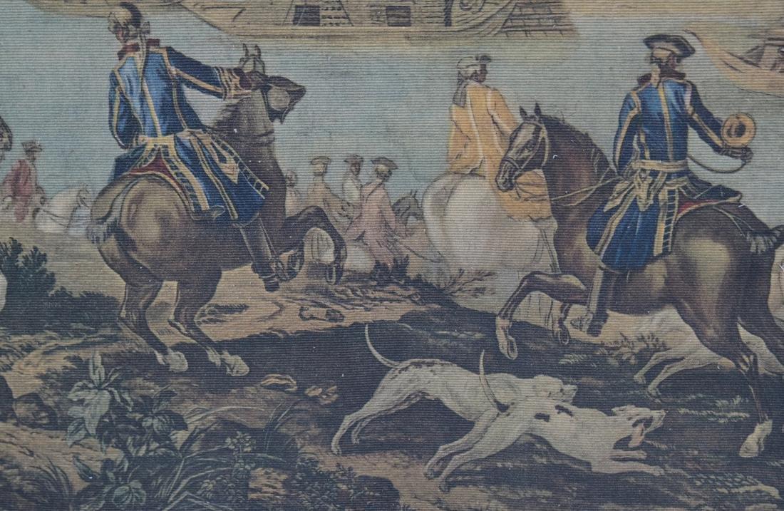 Print of A Battle Scene - 3