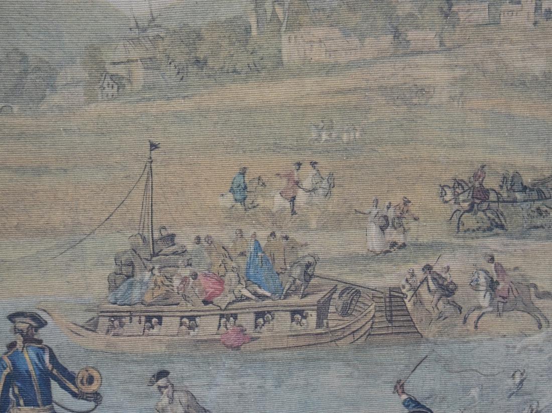 Print of A Battle Scene - 4