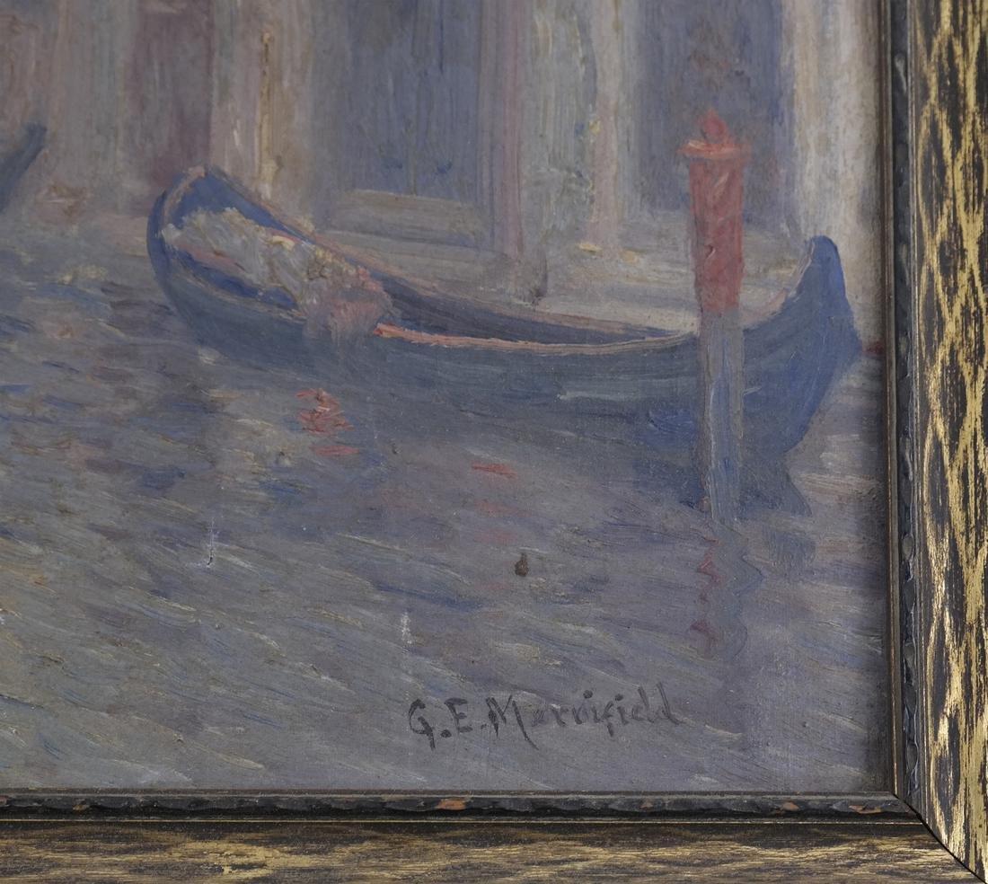 G.E. Marriefield, Venetian Canal - O/C - 4