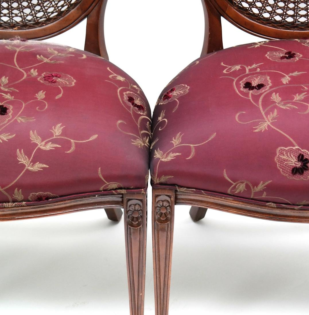 Set of Four Sheraton-Style Side Chairs - 2