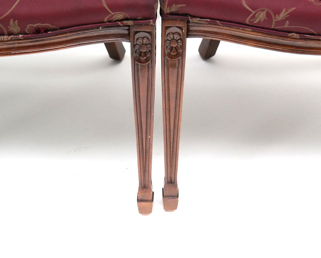 Set of Four Sheraton-Style Side Chairs - 3
