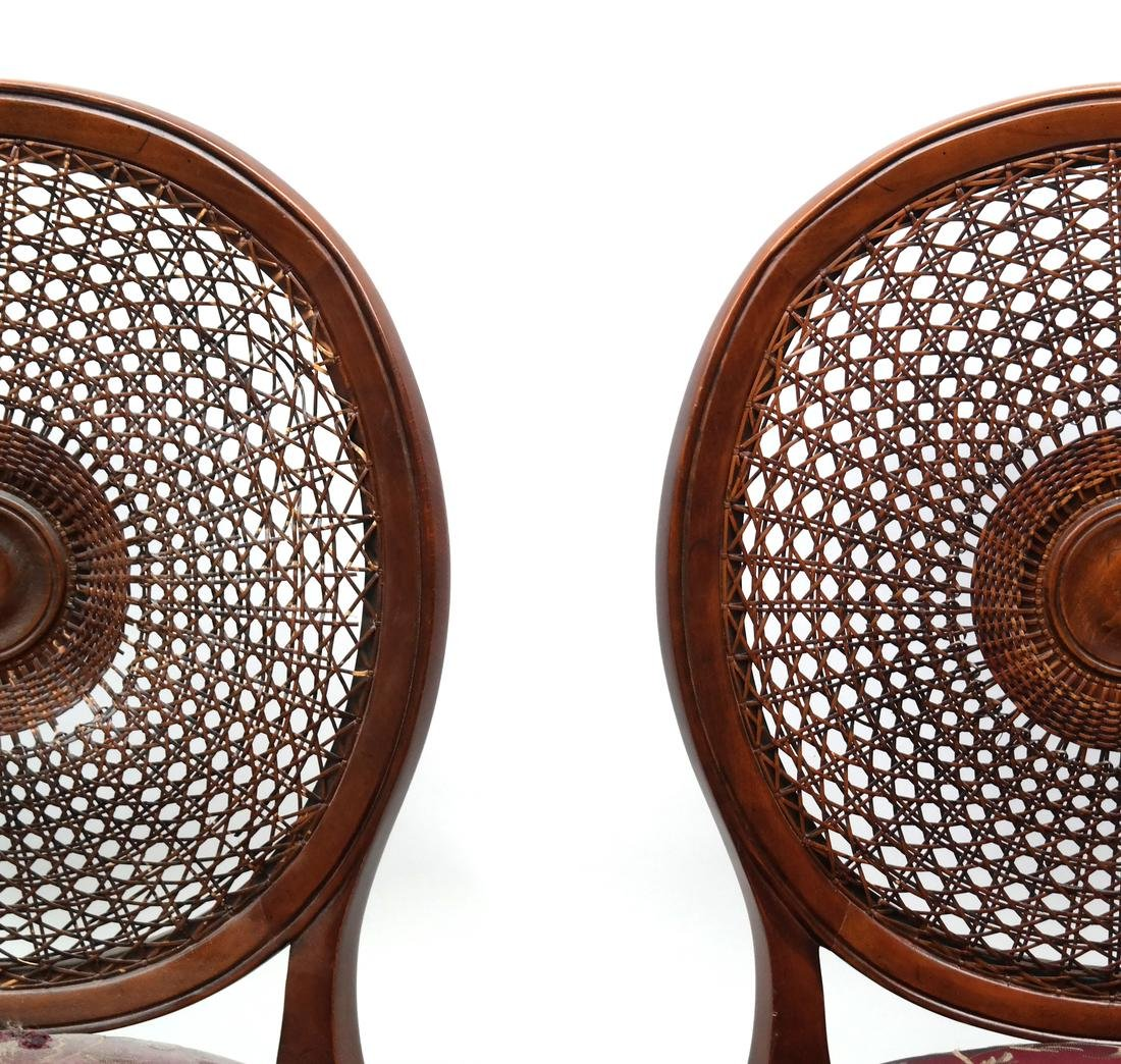 Set of Four Sheraton-Style Side Chairs - 4