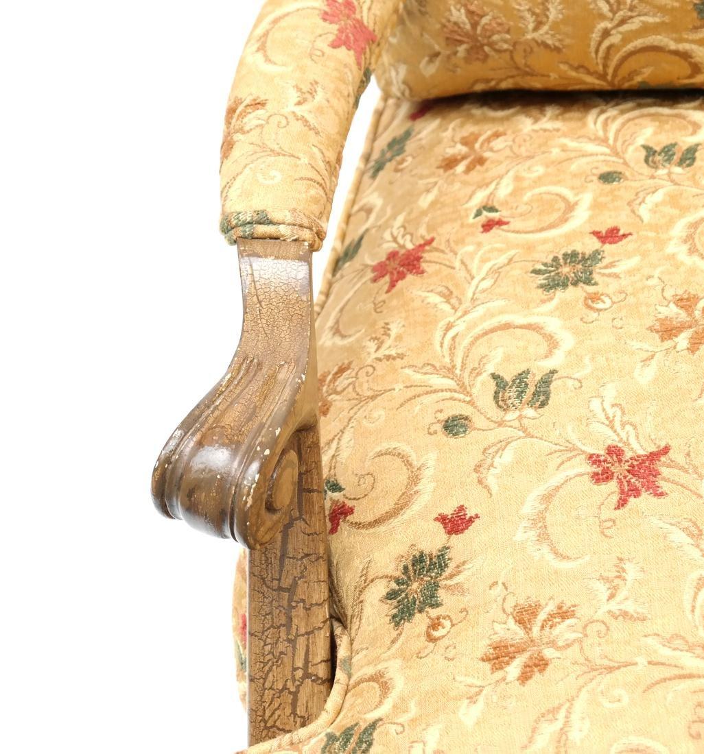 Queen Anne-Style Armchair - 4