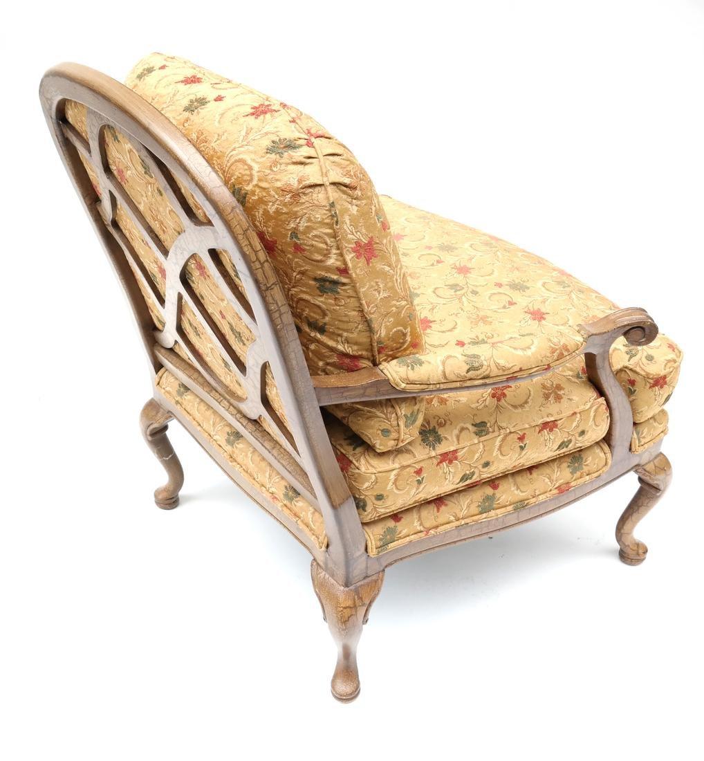 Queen Anne-Style Armchair - 6