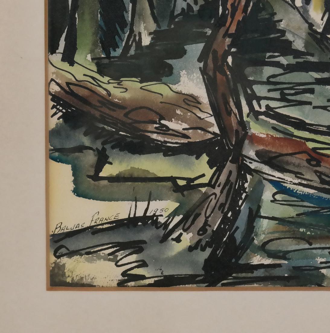 Paul Brown, Abstract Mixed Media - 3