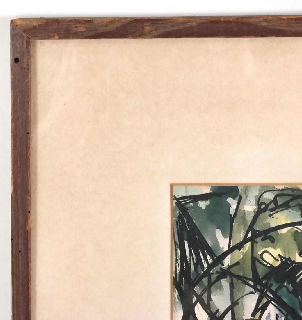 Paul Brown, Abstract Mixed Media - 4