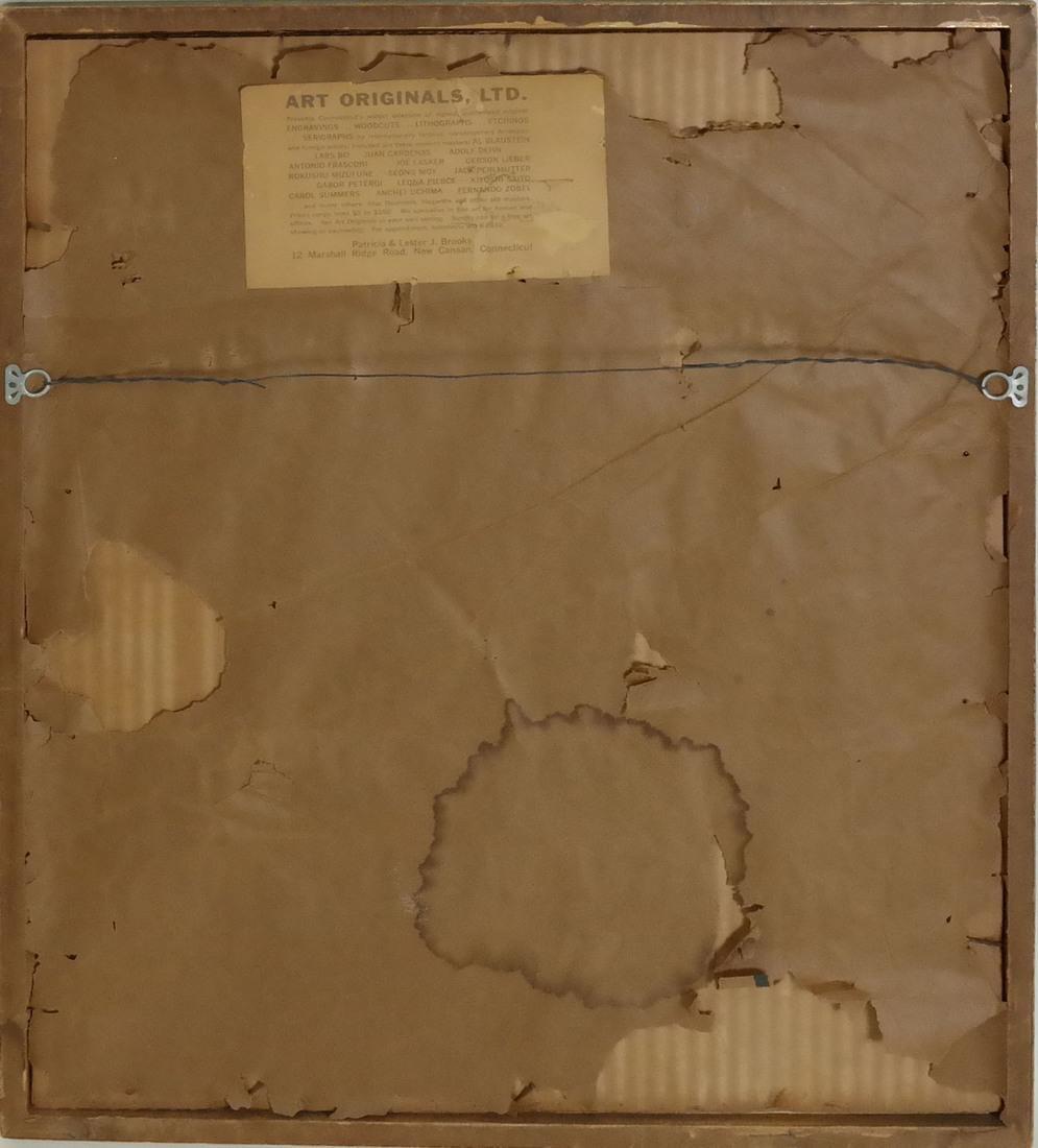 Rokusha Mizufune, Wood Block Print - 5