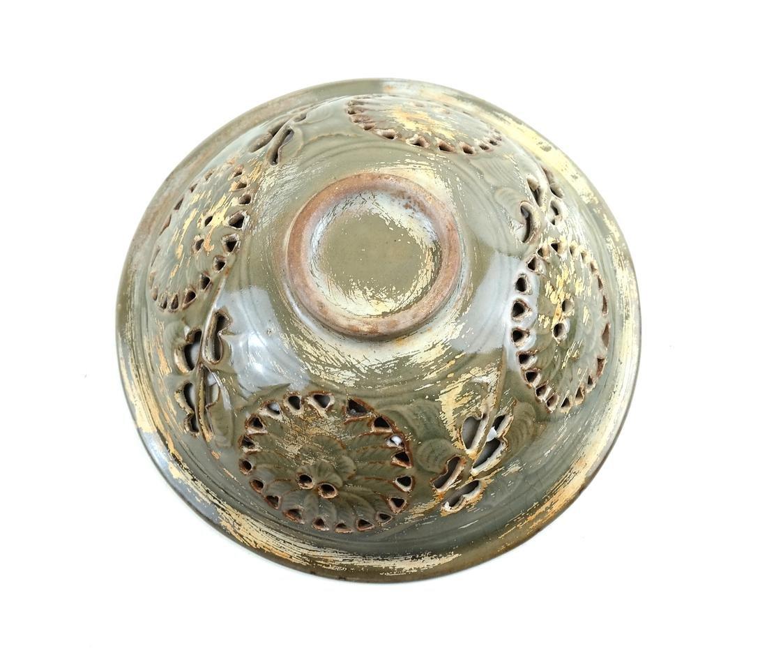 Four Various Asian-Style Ceramic Items - 9
