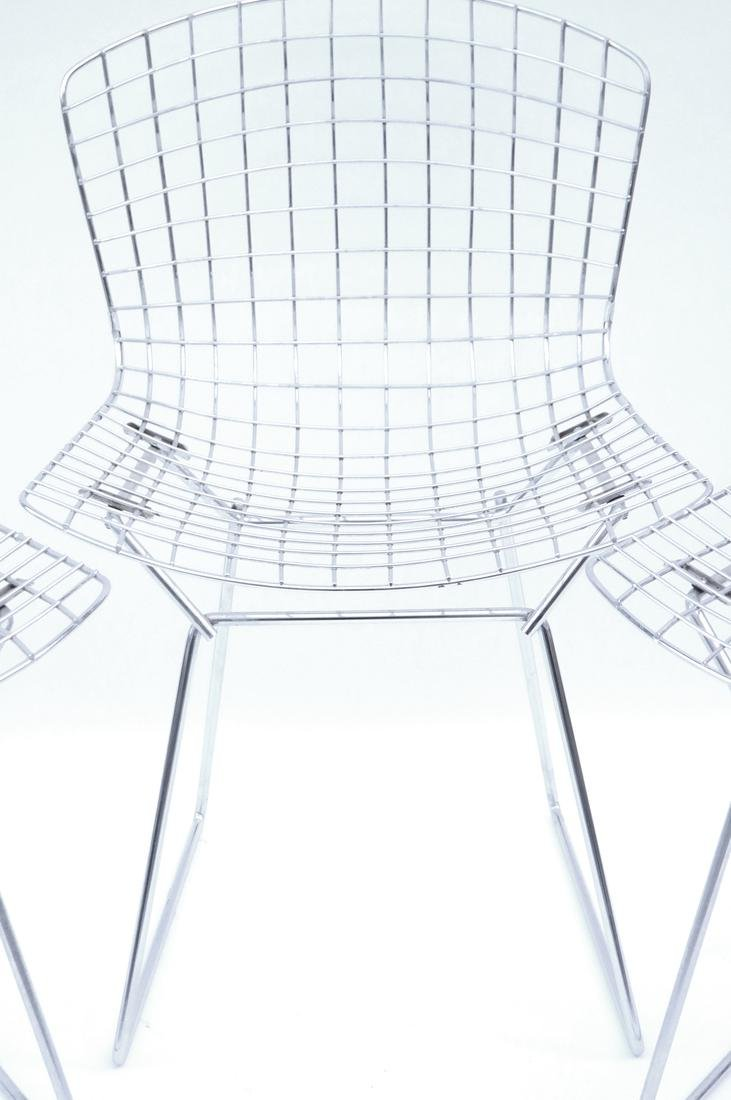 Five Bertoia-Style Chairs - 3