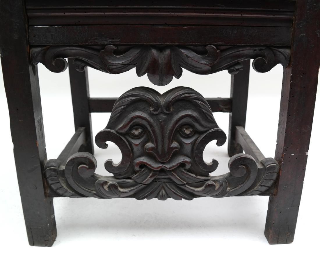 Renaissance-Style Armchair - 8