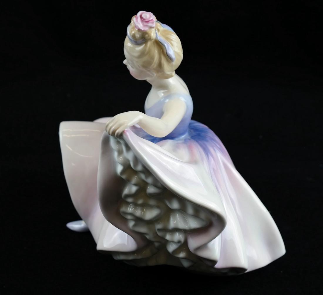 Royal Doulton Ballerina Figure - 2