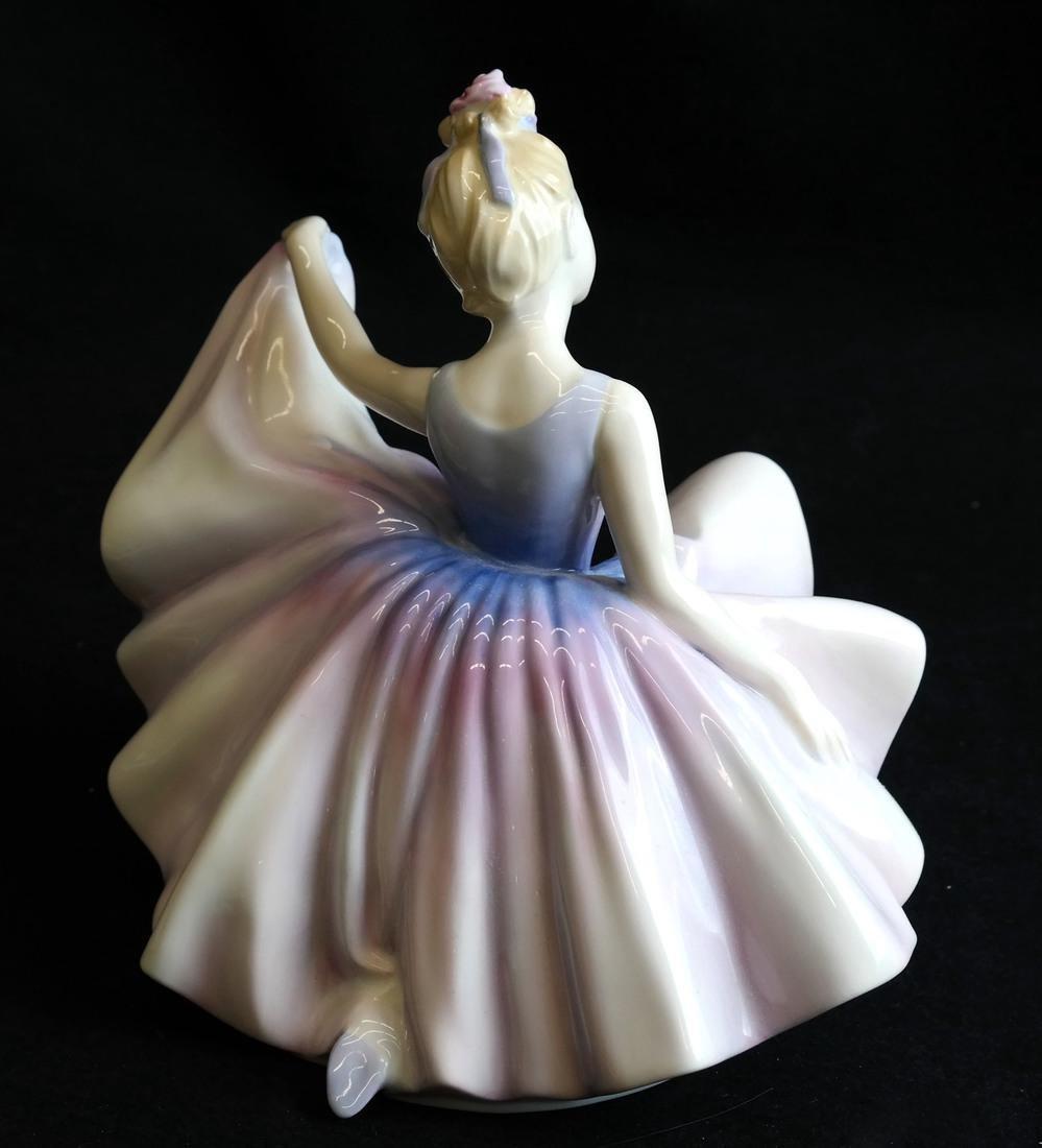 Royal Doulton Ballerina Figure - 3