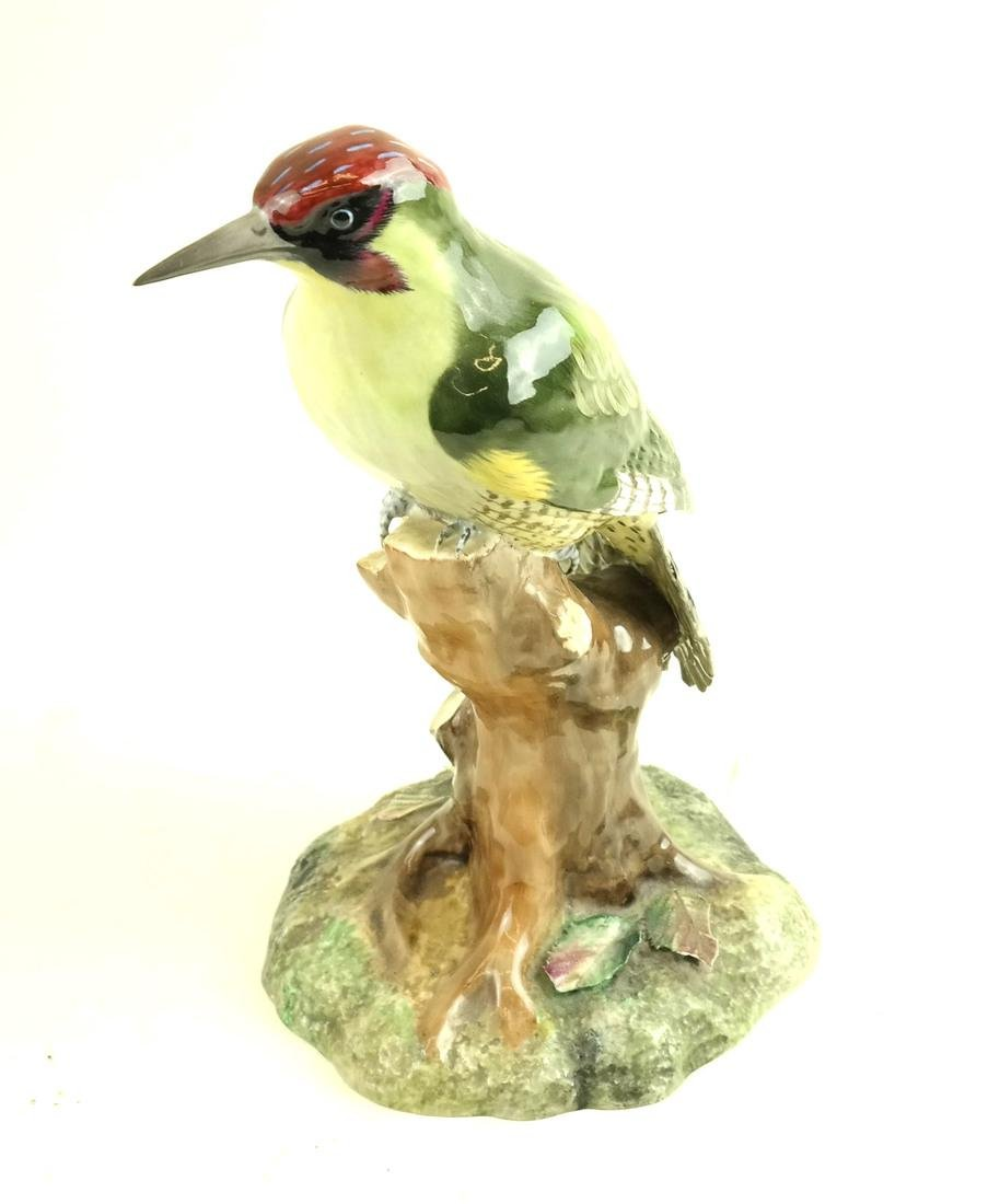 Royal Crown Derby Porcelain Bird