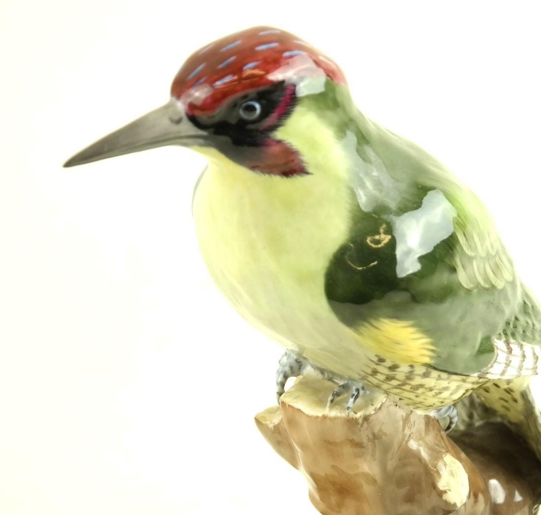 Royal Crown Derby Porcelain Bird - 2