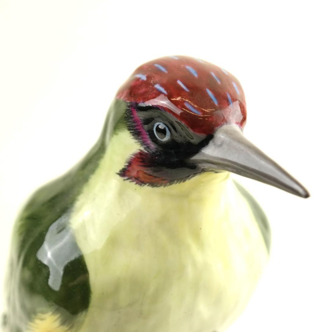 Royal Crown Derby Porcelain Bird - 7