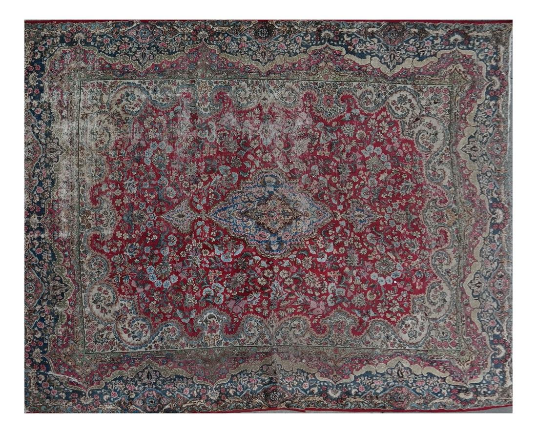 Persian-Style Rug