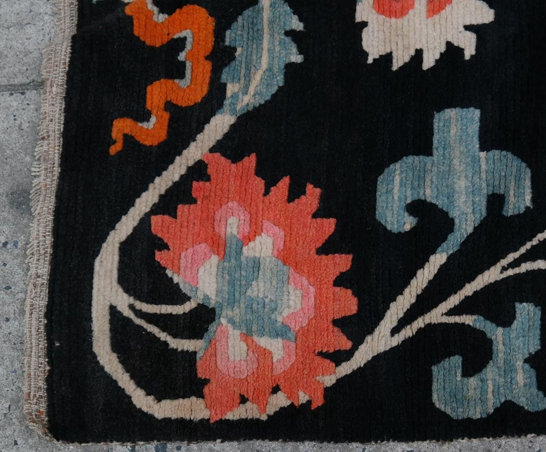 Decorated Rug - 2