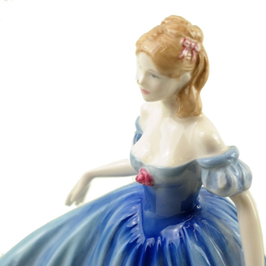 Two Royal Doulton Female Figurines - 6