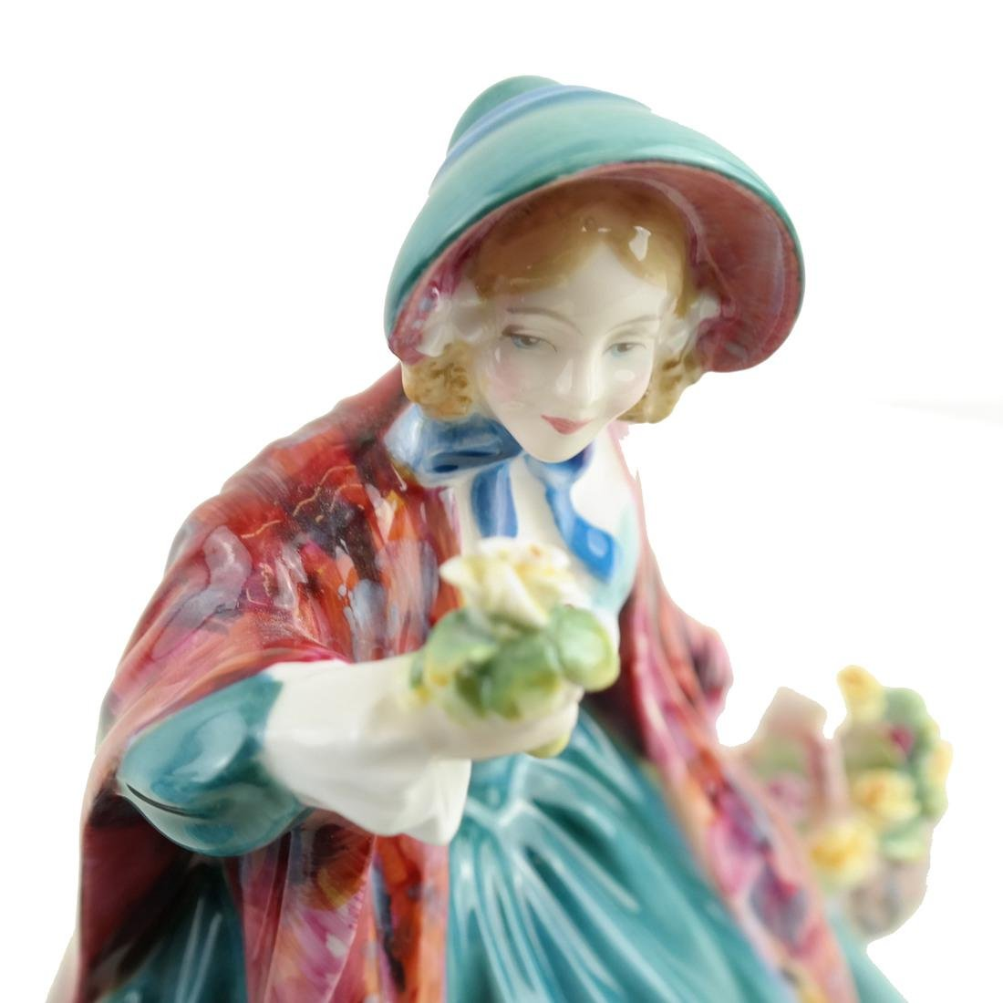 Two Royal Doulton Female Figurines - 7