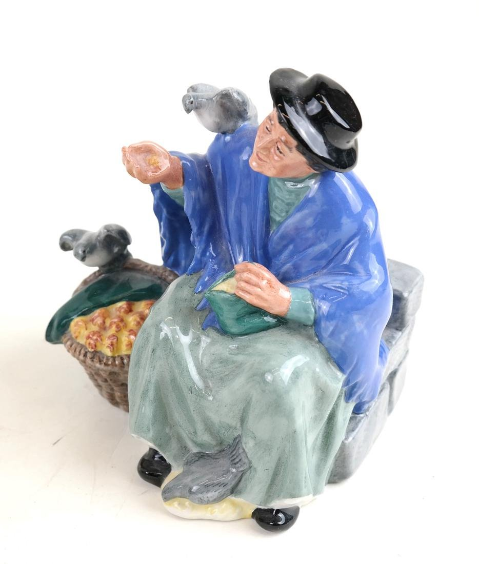 Three Royal Doulton Figurines - 3