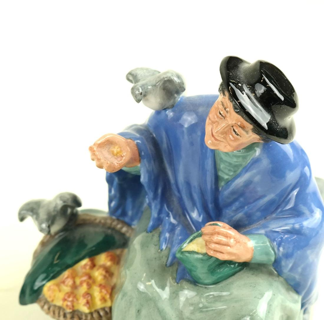 Three Royal Doulton Figurines - 7