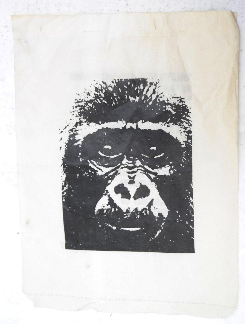 Guerilla Girls' Poster & Paper Bag - 7