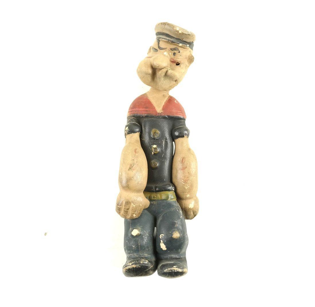 Vintage Popeye the Sailor Figure