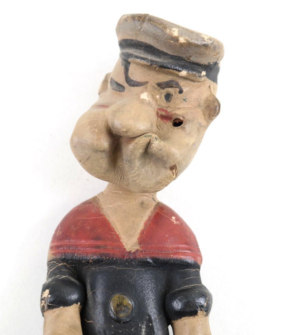 Vintage Popeye the Sailor Figure - 2